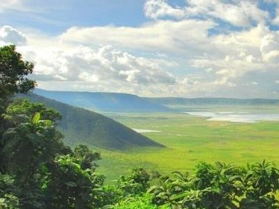 Ngorongoro Crater Great Wonder of the World